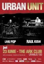 Concert Urban Unit în The Ark din Bucureşti