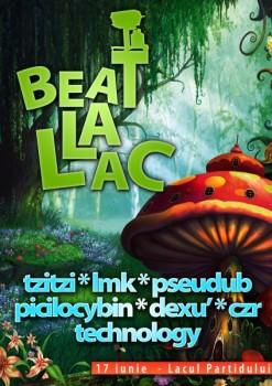 """""""Beat la lac"""" în Galaţi"""