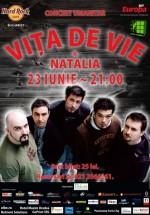 Concert Viţa de Vie în Hard Rock Cafe din Bucureşti