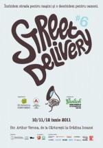 Street Delivery 2011 la Bucureşti