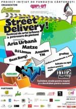 Street Delivery 2011 la Timişoara