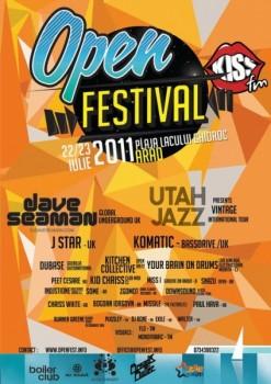 Open Festival 2011 la Arad
