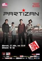 Concert Partizan în Club A Bucureşti