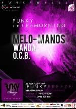 Funky in the Morning în Funky Breeze Herăstrău din Bucureşti