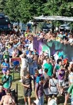 Află cum ajungi la Liberty Parade 2011