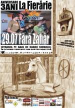 Concert Fără Zahăr în La Fierărie din Suceava