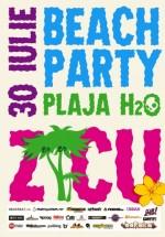 Beah Party pe Plaja H2O din Mamaia