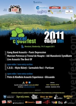 Muscel cLoverFest 2011 la Muscel