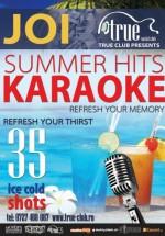 Summer Hits Karaoke în True Club din Bucureşti