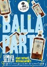 Balla Party în Le Général Café-Pub din Cluj-Napoca