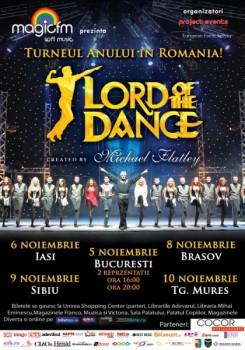 Turneu Michael Flatley's Lord Of The Dance în România