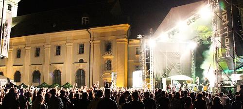 7.500 de participanţi la ARTmania Festival Sibiu 2011 au invadat muzeele Sibiului