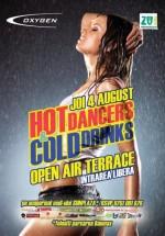 Open air party în Club Oxygen din Bucureşti