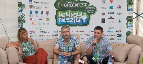 Tuborg Green Fest Peninsula 2011 începe în forţă
