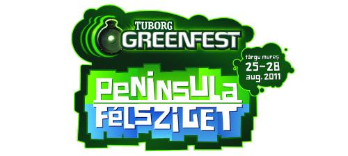 Fii verde la Tuborg Green Fest Peninsula!