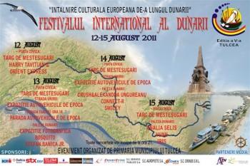 Festivalul Internaţional al Dunării 2011 la Tulcea