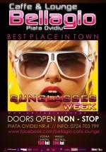Sunglasses Week în Bellagio Caffe & Lounge din Constanţa