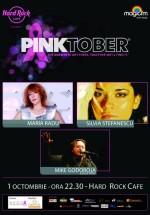 Pinktober în Hard Rock Cafe din Bucureşti