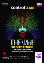 Concert The Whip în Club Control din Bucureşti