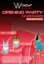 Opening Party în White Club & Cafe din Constanţa
