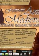 Festivalul Antic şi Medieval Aeternus Maramorosiensis la Sighetu Marmaţiei