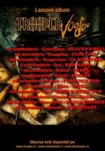 Turneu Trooper – VooDoo – lansare album