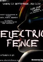Concert Electric Fence în Club Live din Câmpina