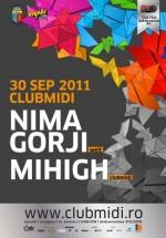 Nima Gorji în Club Midi din Cluj-Napoca