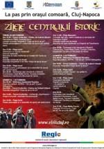 Zilele Centrului Istoric 2011 la Cluj-Napoca