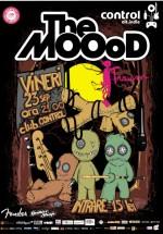Concert The MOOoD în Club Control din Bucureşti