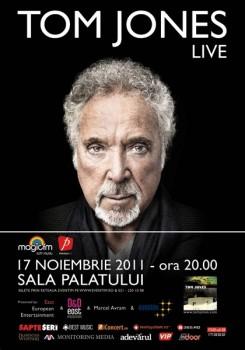 Concert Tom Jones la Bucureşti