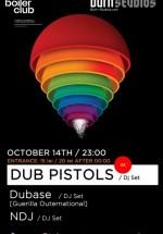 Dub Pistols (DJ Set) în Boiler Club din Cluj-Napoca