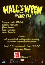 Halloween Party în Club A din Bucureşti