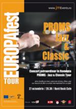 Proms – Jazz & Classic în Hard Rock Cafe din Bucureşti
