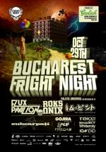 Bucharest Fright Night la Palatul Universul din Bucureşti