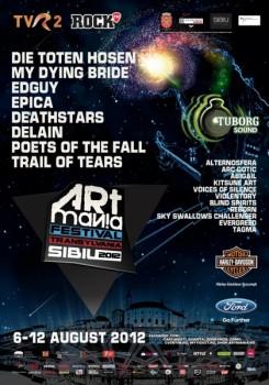 ARTmania Festival 2012 la Sibiu