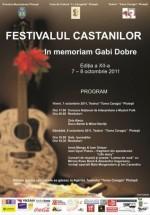 Festivalul Castanilor 2011 la Ploieşti