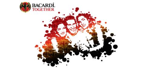"""Bacardi lansează campania """"Together"""" alături de Pendulum DJ Set"""