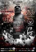 """""""Deliver The Dick Of A Deadeye God"""" în Irish & Music Pub din Cluj-Napoca"""