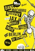 Murphy Jax în Berlin Club din Bucureşti