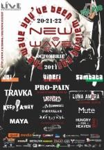 New Wave Fest în Irish & Music Pub din Cluj-Napoca