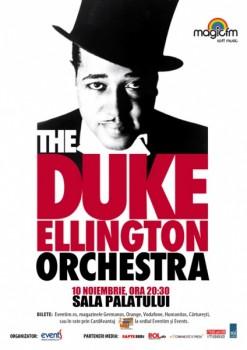 Concert Duke Ellington Orchestra la Sala Palatului din Bucureşti