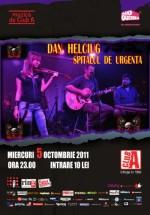 Concert Spitalul de Urgenţă în Club A din Bucureşti
