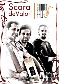 Concert Scara de valori în Garage Hall din Bucureşti
