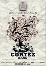 Concert Cortez Band în Jukebox Venue din Bucureşti