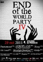 The End of the World Party IV în Atelierul de Producţie din Bucureşti
