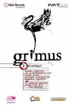 Concert Grimus – Lansare Egretta în The Silver Church din Bucureşti