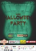 Biker Halloween Party în Open Pub din Bucureşti