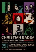 Concert Christian Badea şi Orchestra Română de Tineret la  Ateneul Român din Bucureşti