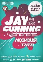 Jay Cunning în Club Zodiar din Galaţi